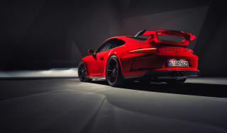 2017 Porsche 911 GT3 - rear three quarter