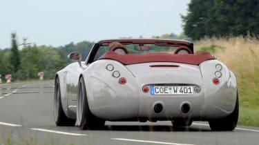 Wiesmann MF4-S rear corner