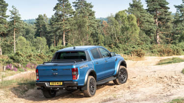 Ford Ranger Raptor UK - rerar