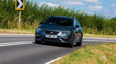 SEAT Leon Cupra ST Carbon Edition - front