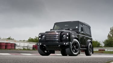 Urban Truck's ultimate Defender front