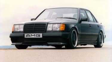 Mercedes-Benz 300E 6.0 AMG 'Hammer'