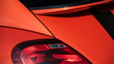Volkswagen Beetle R-Line tail light