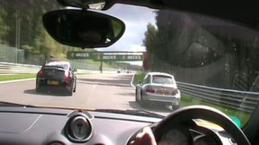 Spa Francorchamps as seen by Richard Meaden