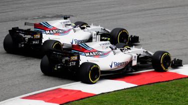 F1 Malaysia - Williams