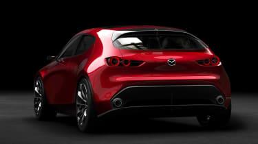 Mazda Kai Concept – back