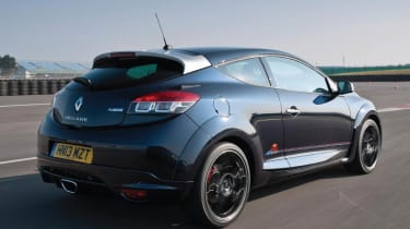 Renaultsport Megane Red Bull rear