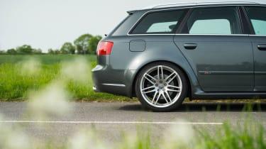 Audi RS4 Avant (B7) – wheels