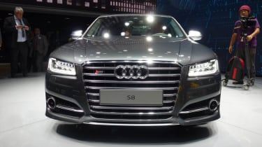Audi S8 Frankfurt motor show