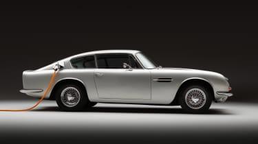 Lunaz Aston Martin DB6