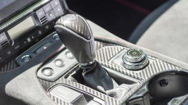 Maserati GranTurismo - gear selector