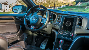 2018 Renault Mégane R.S. – Interior
