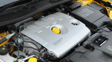 Renaultsport Megane 265 Trophy engine