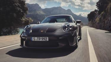 Porsche 911 GT3 Touring – nose