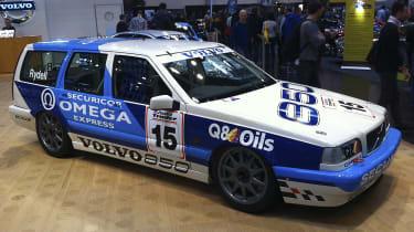 Volvo 850 BTCC car