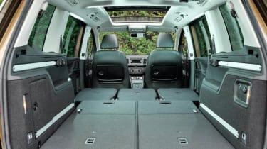 SEAT Alhambra 2.0 TDI Ecomotive bootspace