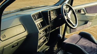 Ford Sierra RS Cosworth - Interior