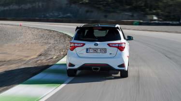 Toyota Yaris GRMN – rear