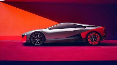 BMW Vision M Concept - side