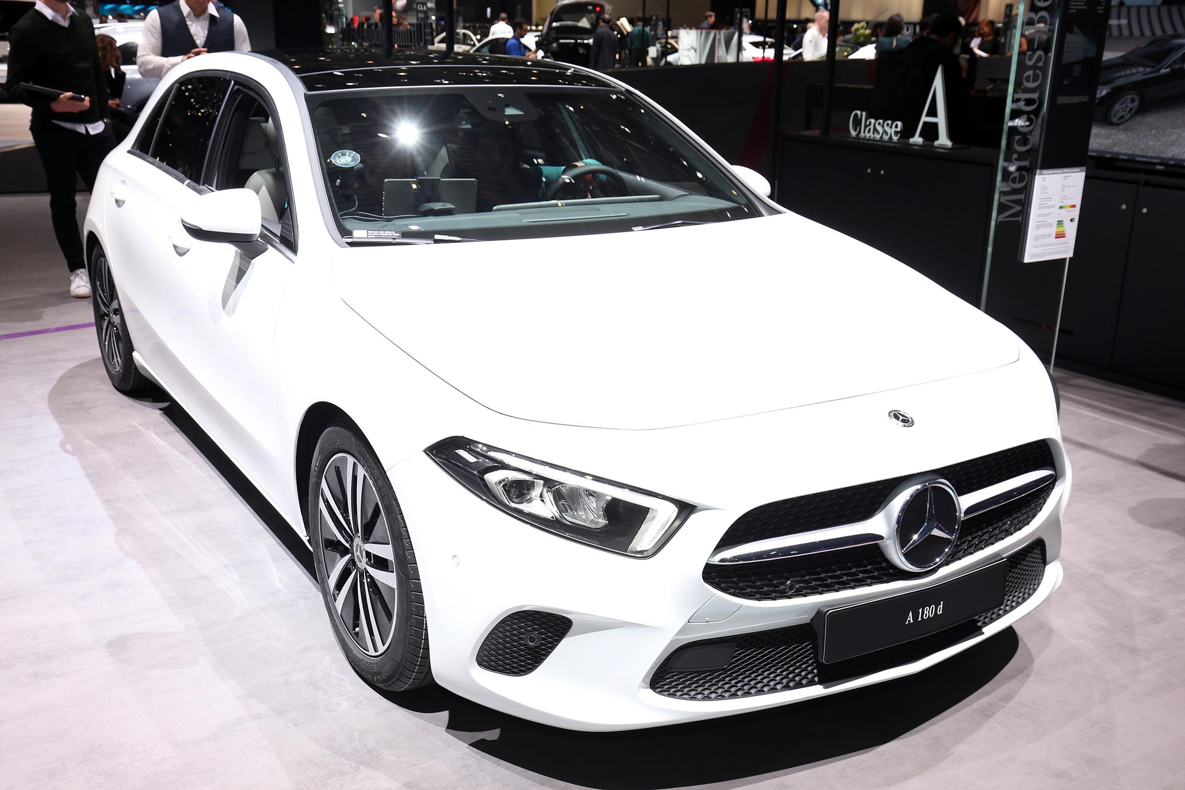 2018 Mercedes-Benz A-class – design, engine and tech rundown