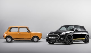 Mini 1499 GT special edition - twins