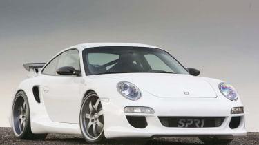 858bhp SPORTEC Porsche