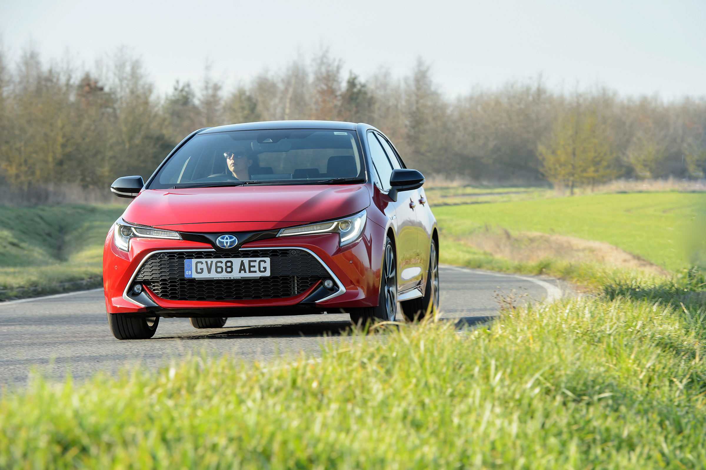 2019 Toyota Corolla hybrid hatch review – there's a good