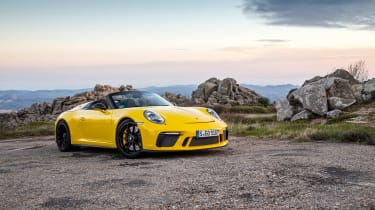 991.2 Porsche 911 Speedster - static