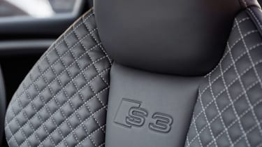 Audi S3 seat