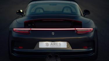 Ares Porsche 964 Targa - rear