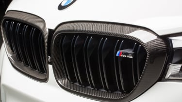 BMW M5 F90 - M Performance parts grille