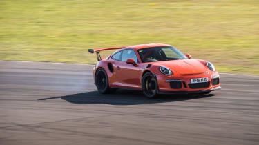 Porsche 911 Gt3 Rs Engine