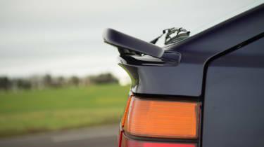 Volkswagen Corrado VR6 spoiler