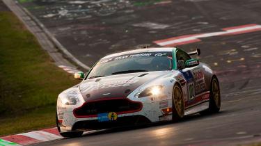 Nurburgring - Aston Martin