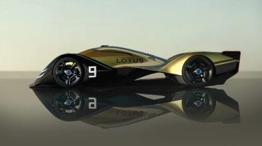 Lotus E-R9 profile