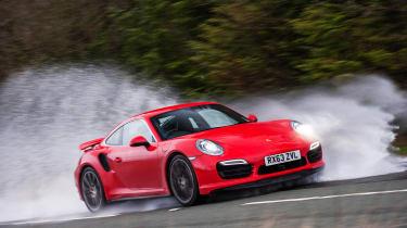 4x4 Wales test - 911 Turbo