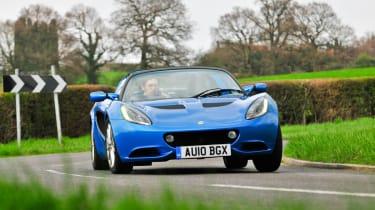 Lotus Elise 1.6 roadster review