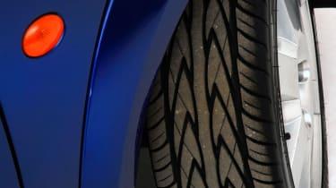 Ford SportKa – tyre