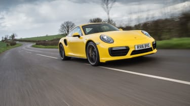 Porsche 911 Turbo And Turbo S Review Prices Specs And 0
