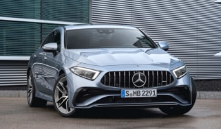 2021 Mercedes CLS53 – front static