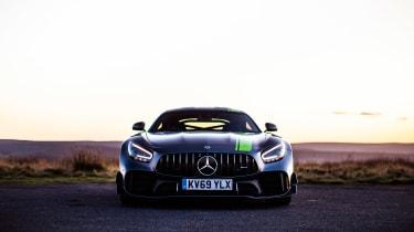 Mercedes-AMG GT R Pro - 2021 nose1