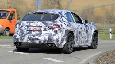 Ferrari Purosangue close up – rear