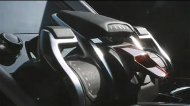 Lamborghini Urus spy - controller