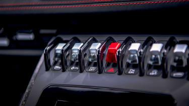 Lamborghini Huracán Evo Spyder – switch