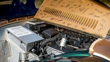 Morgan Aero GT - engine