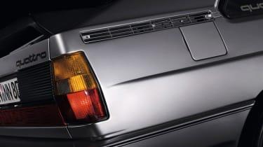 Audi Quattro - quarter