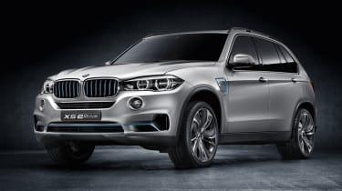BMW X5 hybrid concept