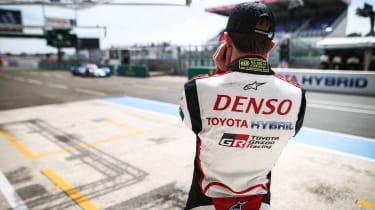 Le Mans 2017 Anthony Davidson
