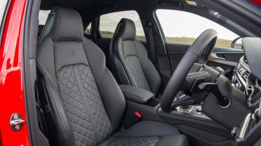 Audi S4 - Interior