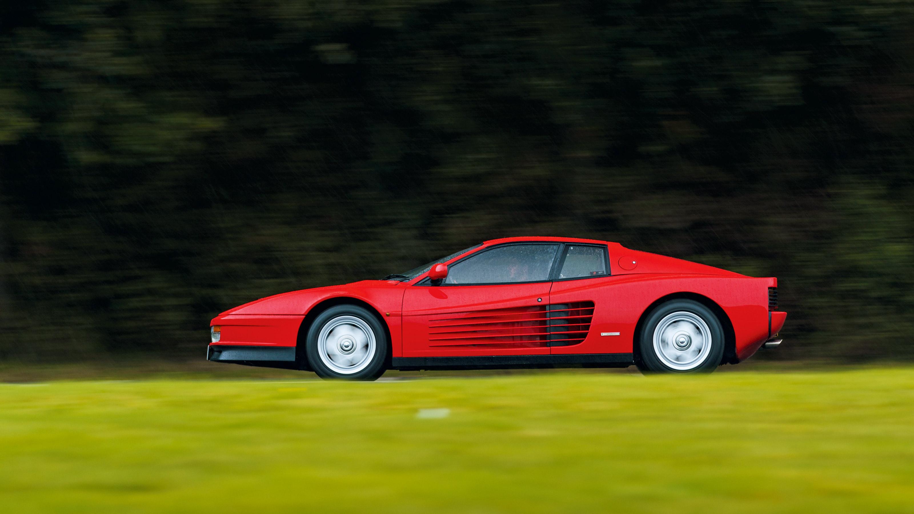 Ferrari Testarossa Review History And Specs Tr Generations Driven Back To Back Evo